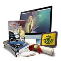 Pack de libros + curso básico. Personal laboral. Correos. NUEVA EDICIÓN 2017