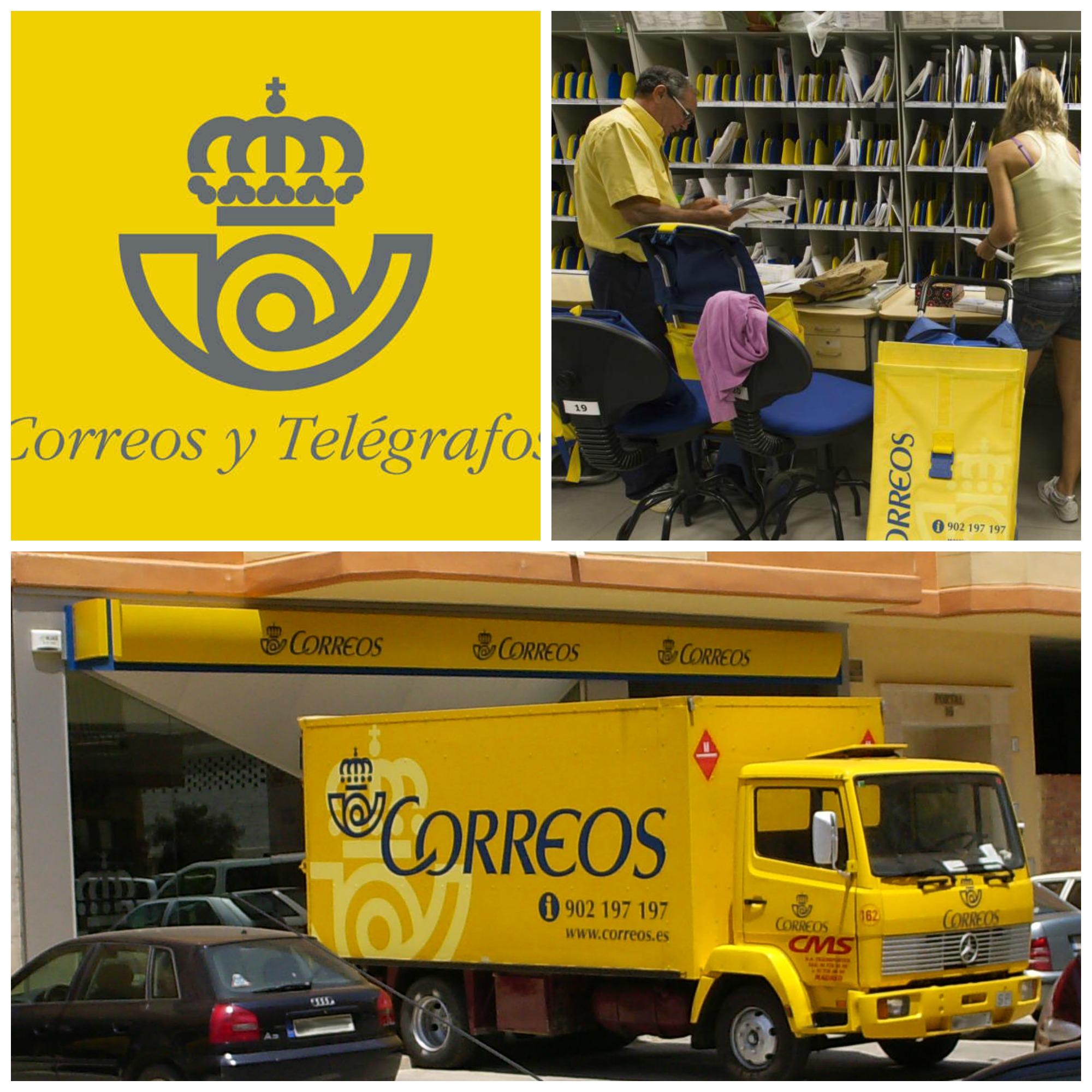 Publicadas las convocatorias provinciales de las oposiciones a Correos