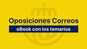 temario Correos en ebook